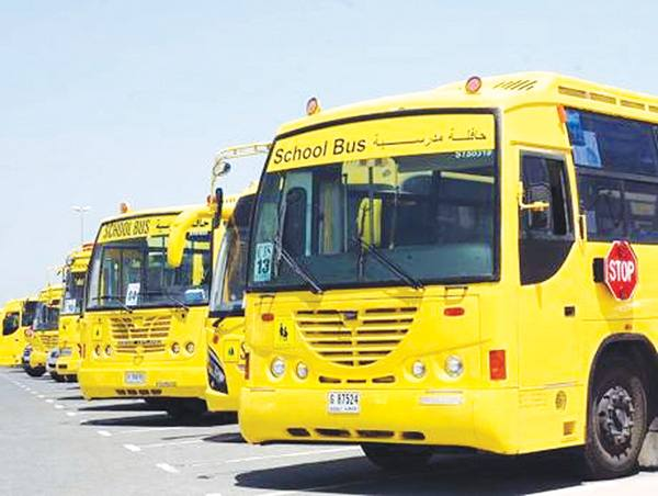 Onboard Kids Stress-free as UAE School Bus Upgraded to Covid-19 Safety Protocols
